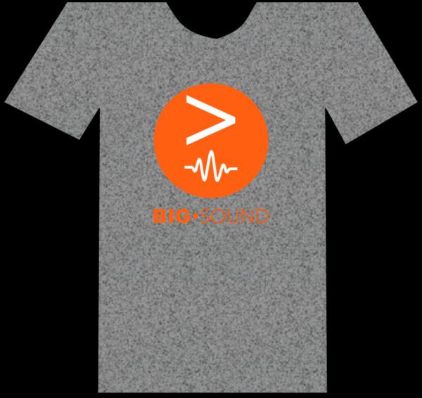 Camiseta Big Sound Studios